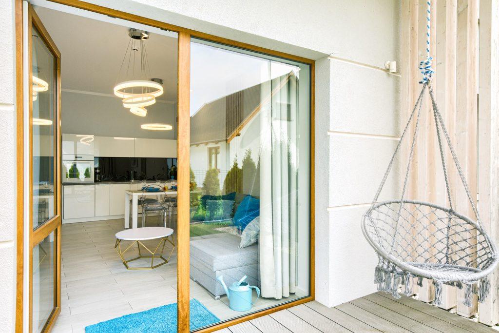 Butikowy Apartament w Grzybowie tylko 200m. od plaży. Idealny odpoczynek w Butikowych Apartamentach.
